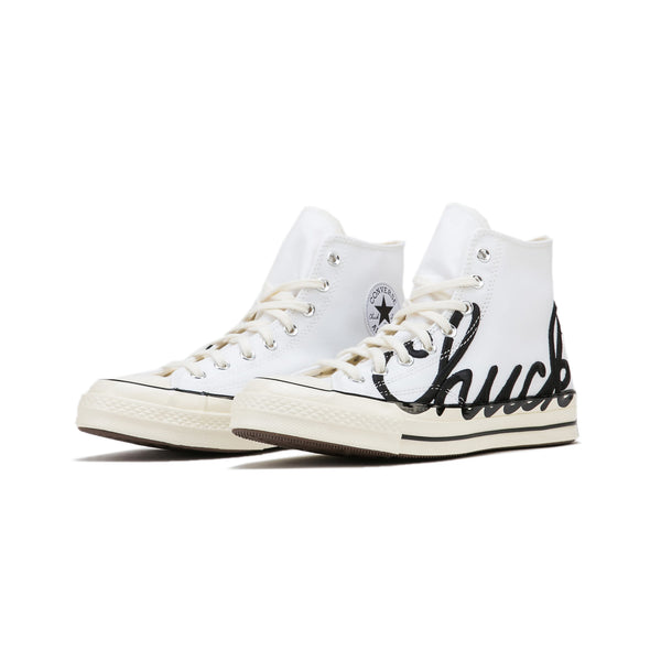 Converse Mens Chuck 70 Hi Signature Shoes