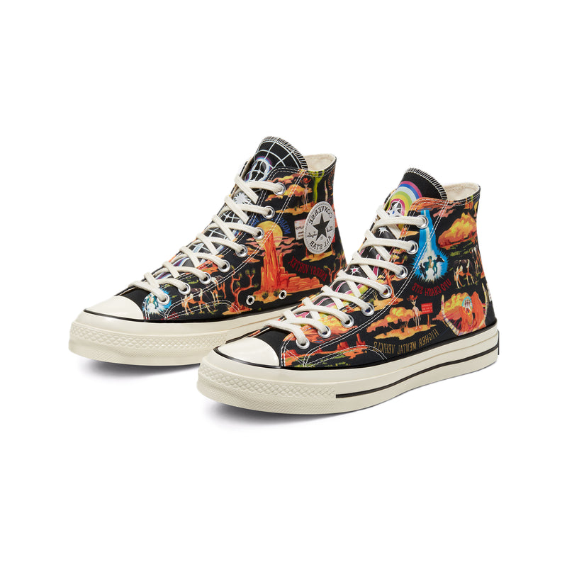 Converse Mens Chuck 70 Hi Twisted Resort Shoes