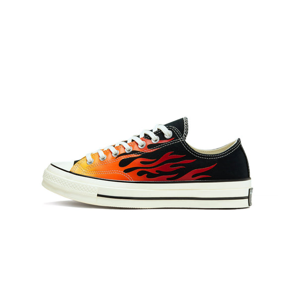Converse Mens Chuck 70 Ox Flames Shoes