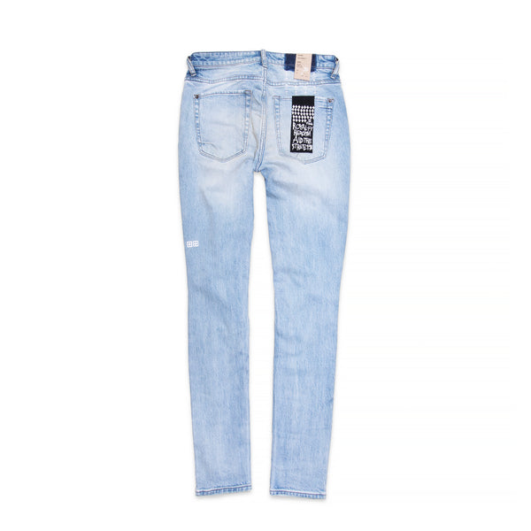 Ksubi Mens Van Winkle Doom Denim Pants