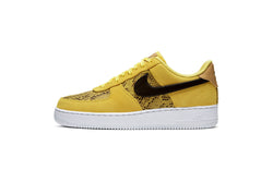 "Nike Air Force 1 Low ""Yellow Snakeskin"" (BQ4424-700)"