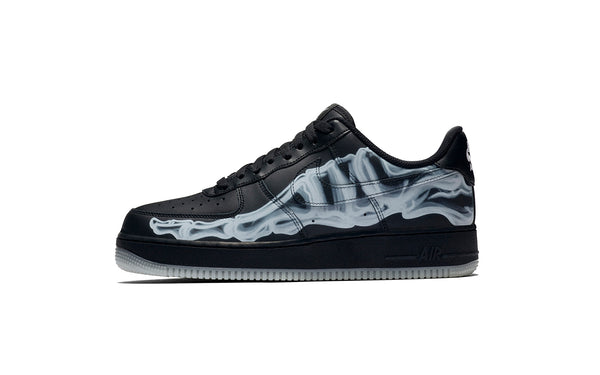 "Nike Air Force 1 '07 ""Skeleton"" QS (BQ7541-001)"