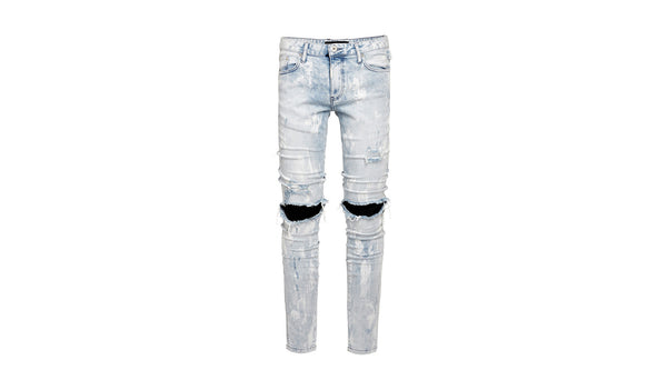Men's Represent Destroyer Denim Jeans (REP-DDBB)