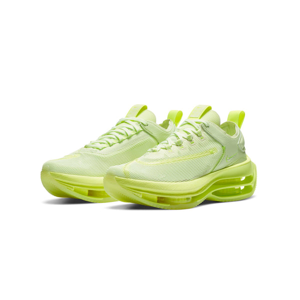 Nike Womens Zoom Double Stacked 'Barely Volt' Shoes