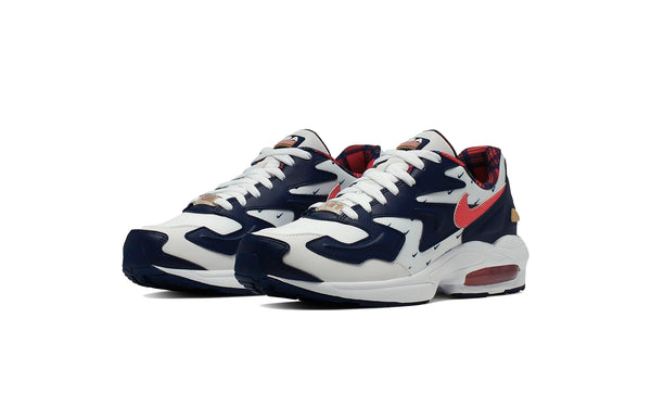 Nike Mens Air Max 2 Light 'USA' Shoes