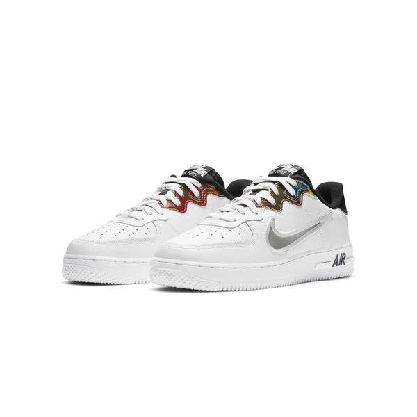Nike Mens Air Force 1 React LV8 Shoes