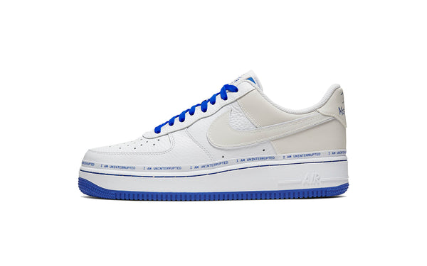 Nike x Uninterrupted Air Force 1 '07 MTAA QS (CQ0494-100)