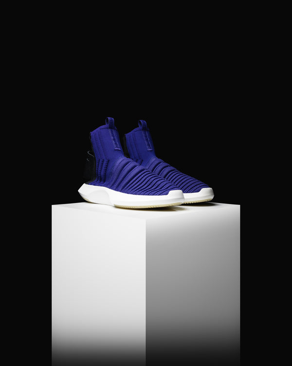Adidas Crazy 1 ADV Sock PK 'Real Purple' (CQ1011)