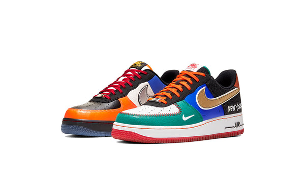 "Air Force 1 '07 LV8 ""City of Athletes"" (CT3610-100)"