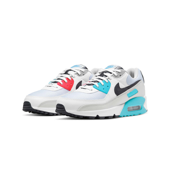 Nike Mens Air Max 90 'Chlorine Blue' Shoes