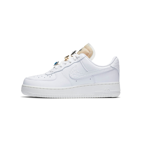 Nike Womens Air Force 1 '07 LX 'Bling' Shoes