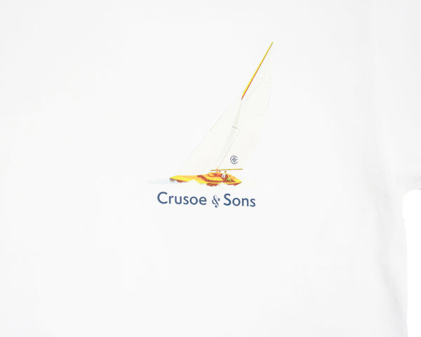 Crusoe & Sons Mens Sail Tee
