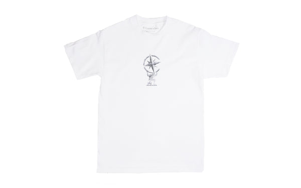 Crusoe & Sons Mythology T-Shirt (CS-SU19-06-WHT)