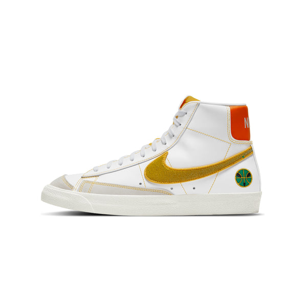 Nike Mens Blazer Mid '77 'Rayguns' Shoes