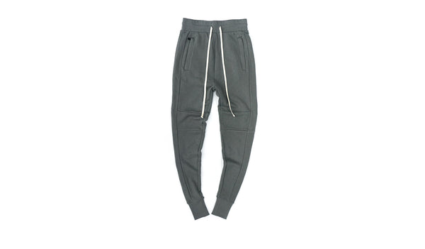 RISE omar terry sweatpant (moon) (CH-KN1003M)