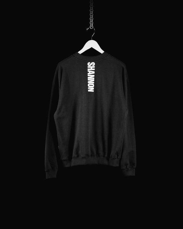 Men's Christopher Shannon 'Loss International' Sweatshirt (CS-AW17-SWEAT01B)