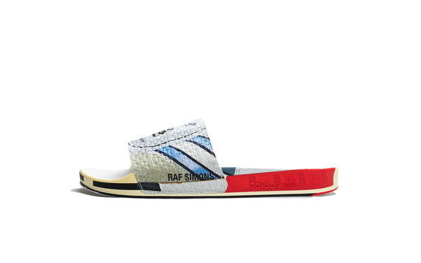 Adidas by Raf Simons Mens LA Adilette Slide Sandals