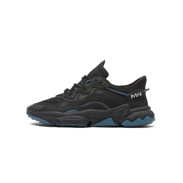 Adidas Mens Pusha T x Call of Duty Ozweego Shoes