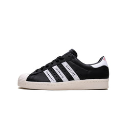 Adidas x Human Made Mens Superstar 80s Shoes FY0729