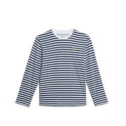 Adidas x Human Made Mens Long-Sleeve Striped Tee