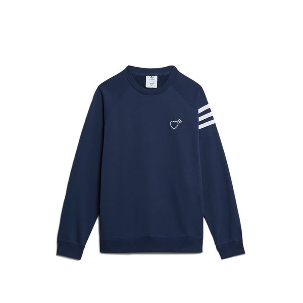 Adidas x Human Made Mens Sweatshirt