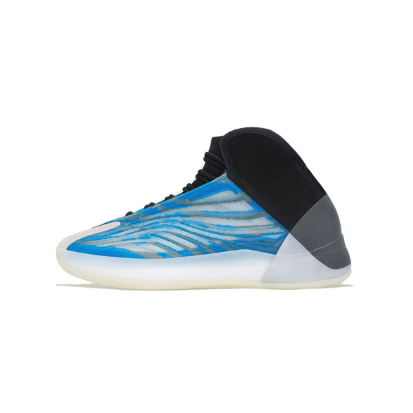 Adidas Mens Yeezy QNTM 'Frozen Blue' Shoes