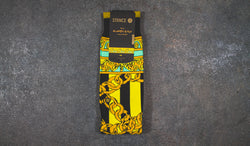 Stance X Santigold Gold Links Socks (W200A14GOL)