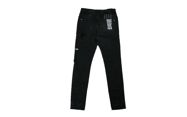 Ksubi Mens Chitch Boneyard Jeans