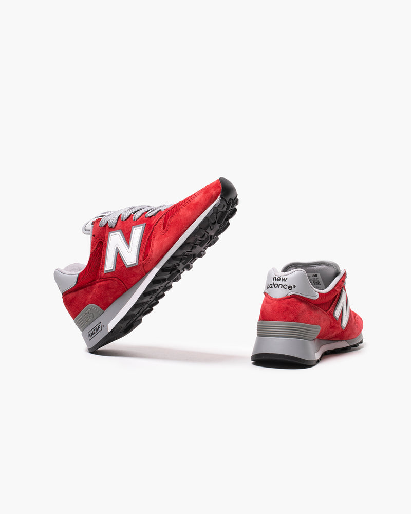 New Balance Mens Made USA 1300 'Team Red' Shoes