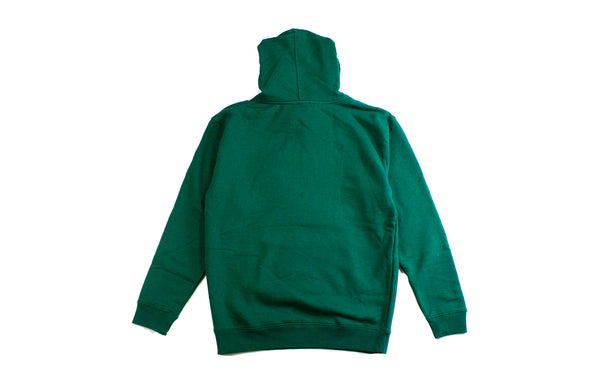 Pleasures Core Logo Hoody (P19P102038-FOR)