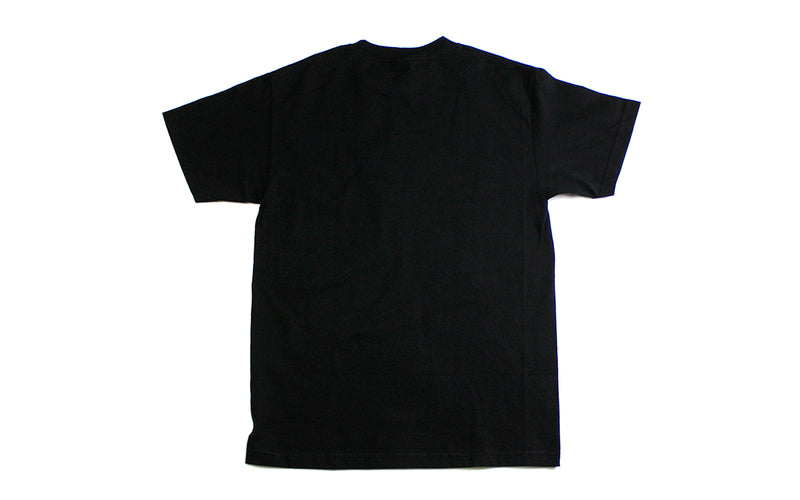Pleasures Core Logo SS Tee (P19P101036-BLK)