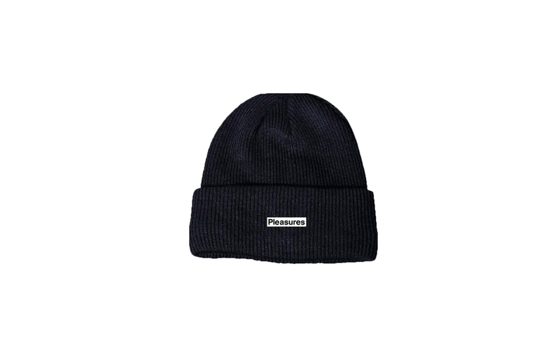 Pleasures Biohazard Beanie (P19P106052-BLK)