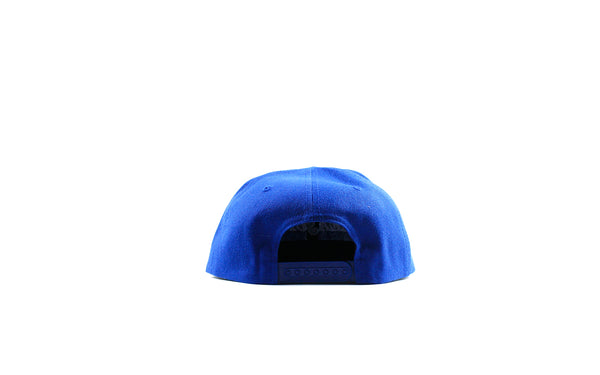 Pleasures Smith Logo Snapback (P19P106050-NVY)