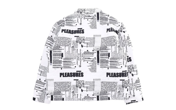 Pleasures Mens Poems Puffer Jacket