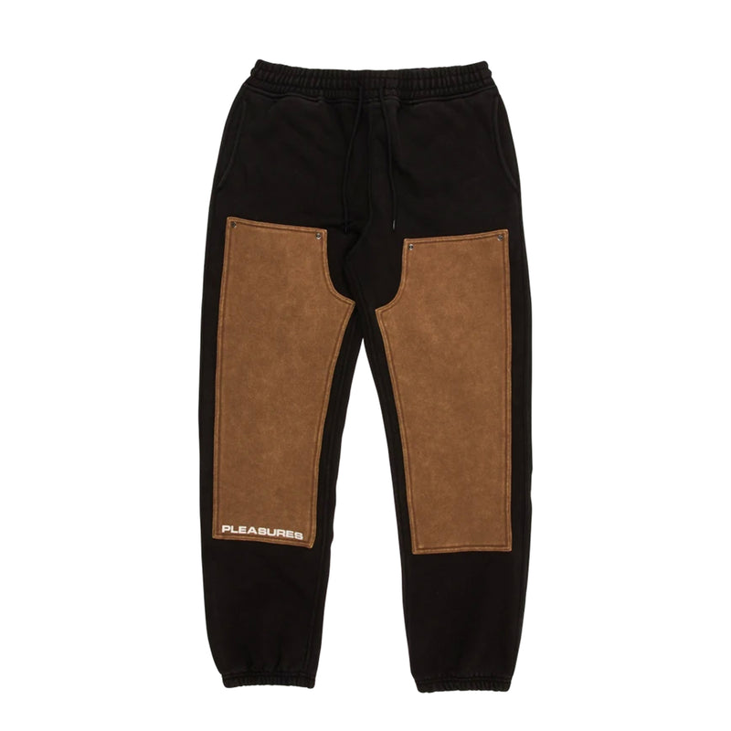 Pleasures Mens Burnout Sweatpants