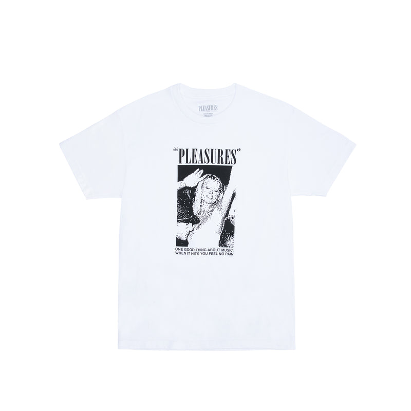 Pleasures Mens One Night Tee