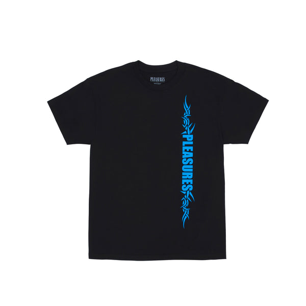 Pleasures Mens Razor Logo Tee