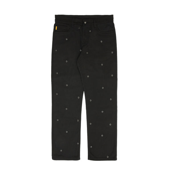 Pleasures Mens Village Rivet Denim Pants