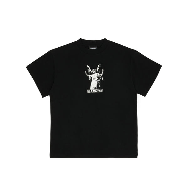 Pleasures Mens Fetish Heavyweight Tee