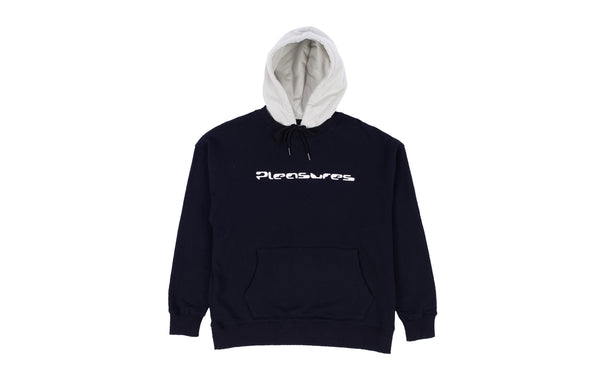 PLEASURES HARD DRIVE CREWNECK WITH HOODY (P19F103033)