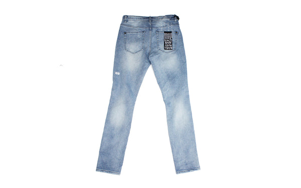 Ksubi Chitch Philly Blue Jeans (1000059431-040)