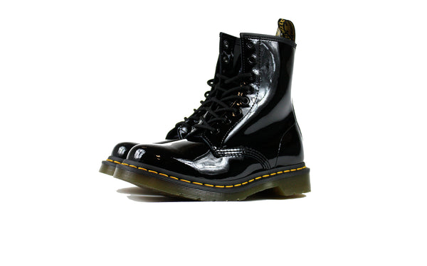 Dr. Martens Womens 1460 Patent Lamper Shoes 11821011