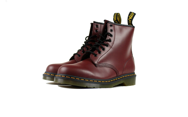 Dr. Martens Womens 1460 Smooth Shoes
