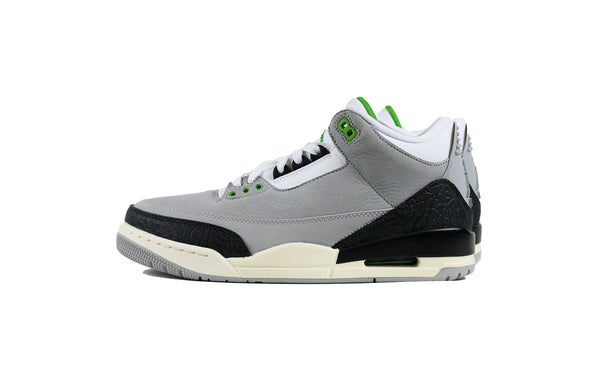 Air Jordan 3 Retro 'Chlorophyll' (136064-006)