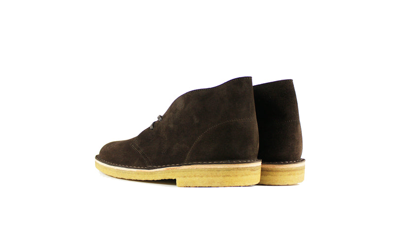 "Clarks Mens Desert Boot ""Made In Italy"" Shoes"