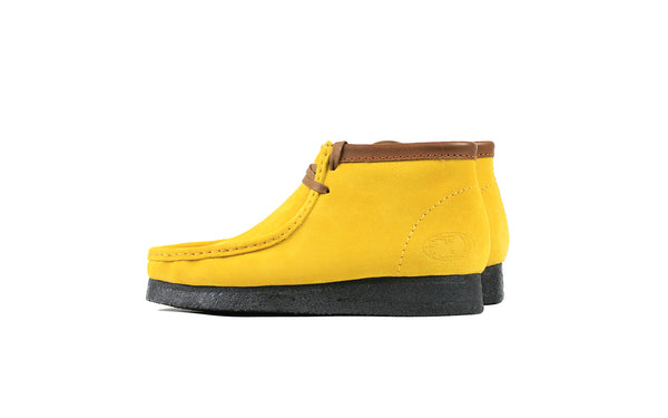 Clarks x Wu Tang Wallabee WW 'Yellow' (26142385)