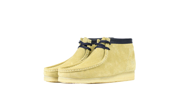 Clarks x Wu Tang Wallabee WW 'Maple' (26142723)
