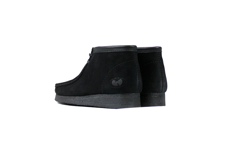Clarks x Wu Tang Mens Wallabee WW 'Black' (26142724)