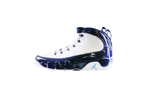 "Air Jordan 9 Retro ""Blue Pearl"" (302370-145)"