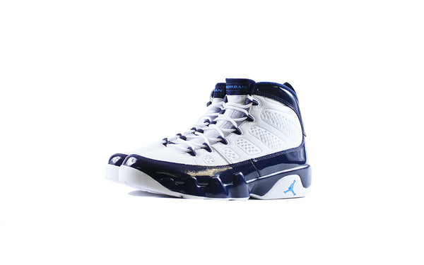 Air Jordan 9 Retro 'Blue Pearl' (302370-145)